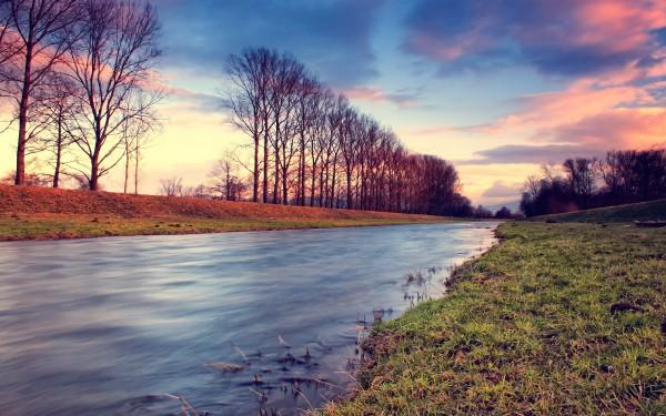 dreamy rivers nature wallpaper 2560x1600